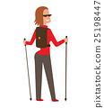 vector woman female 25198447