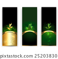 banner with tea 25203830