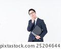 A young businessman 25204644