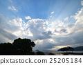 lake biwa, autumnal, solar 25205184
