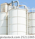 White silos for lime 25211065