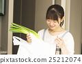 Housewife, housewife, shopping 25212074