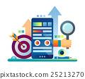 business, symbol, vector 25213270