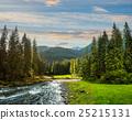 river, stream, mountain 25215131