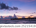 sunrise, morning glow, the sea 25215419