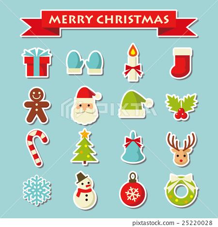 聖誕季節 聖誕節期 聖誕時節 25220028