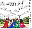 entertainment, melody, music 25223335