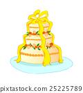 蛋糕 婚禮 婚禮蛋糕 25225789