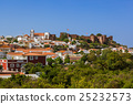 Castle in Silves town - Algarve Portugal 25232573