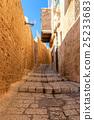 Old street of jaffa. 25233683