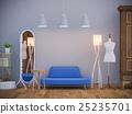 室内装饰 起居室 房间 25235701
