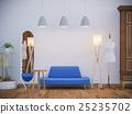 室内装饰 起居室 房间 25235702