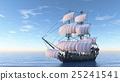 水手 帆船 交通 25241541
