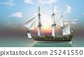 sail boat, sailboats, sailer 25241550