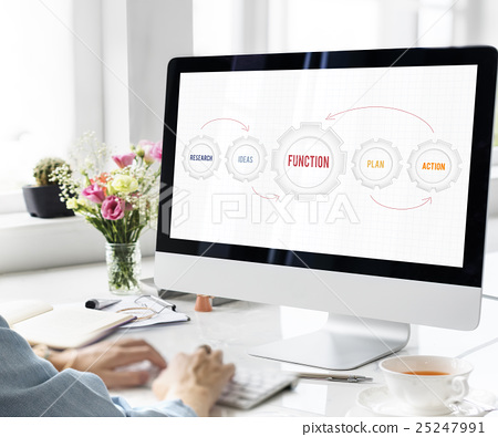 New Business Strategy Target Concept 25247991