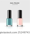 Nail polish package set 25249743