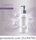 Cosmetic product poster 25249785