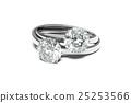 戒指 環 鑽石 25253566
