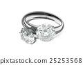 戒指 環 鑽石 25253568