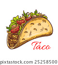taco, food, mexican 25258500