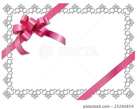 Ribbon pink 25260859