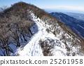 mountain, trail, snowy 25261958