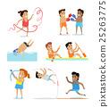 Sports Icons Set 25263775