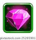 The application icon with gems 2 25265901