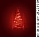 Vector Christmas Tree 25268649