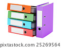 binders, files, stack 25269564