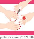 Manicure Service 25270086