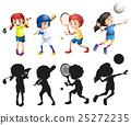 sport, kid, child 25272235