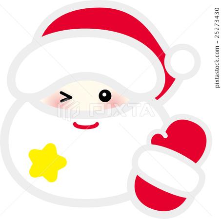 Santa smile ☆ Star wink 25273430