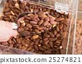 almond pile shop 25274821