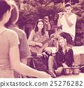 teenagers, music, playing 25276282