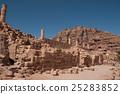 페트라 유적 위대한 사원 주량대로 25283852