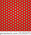 Seamless Background with small Polka Dot pattern 25292073