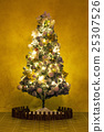 Christmas atmosphere 25307526