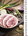 Fresh Uncooked Pork 25307595