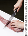 Fresh Uncooked Pork 25307611
