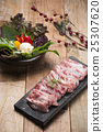 Fresh Uncooked Pork 25307620
