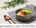 Korean Traditional Food - Bibimbap (Mixed Rice,Asian Cuisine) 25307691