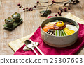 Korean Traditional Food - Bibimbap (Mixed Rice,Asian Cuisine) 25307693