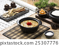 Korean Healthy Food 25307776