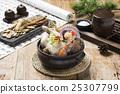 Korean Healthy Food 25307799