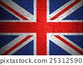 grunge flag of Union Jack, uk england, united kingdom flag 25312590