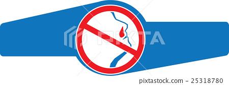 Stop Bleeding Nose 25318780