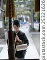 神殿 神主 婚禮 25321626