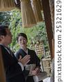 神殿 神主 婚禮 25321629