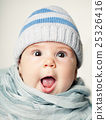 Cute Baby. Little Baby, 6 months 25326416